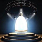 무선 Bluetooth 스피커 빛을%s 가진 휴대용 소형 단계 LED 무도회 디스코 빛