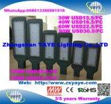 Yaye 18 Hot VENDRE CE/38.5 RoHS USD/PC pour l'Osram Rue lumière LED 120W /120W à LED de l'éclairage de rue