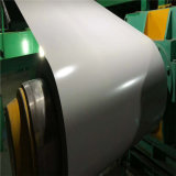 Strati galvanizzati piani del ferro con il rivestimento Ral6005 di colore