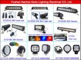 il parabrezza rotondo 3.5inch 18W ha montato la lampada fuori strada del lavoro di inverso dell'indicatore luminoso 12V/24V LED del lavoro del LED