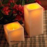 شمع عيد ميلاد [لد] شمعة مع [كنترل] بعيدة