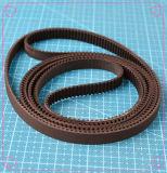 616mm de longueur de 6 mm de largeur de courroie Courroie de distribution gt2
