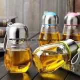 Pinguin-Form-runde Glastee-Filter-Flasche 400ml