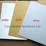Kundenspezifisches Form-Farben-Sublimation-Leerzeichen-Aluminium-Blatt