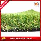 Erba artificiale ad alta densità del tappeto erboso di gioco del calcio
