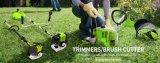 33cc Trimmer de hierba Cortadora de pincel con la gasolina