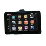 """Banheira de 7.0"""" Carro portátil GPS Navigator com transmissor de FM,,Bluetooth mãos livres Avin para Parking Dash Câmara Traseira,Wince6.0 Sistema de Navegação GPS,8g TV ISDB-T Flash"""