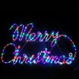 屋外の照明のための商業装飾のクリスマスの照明LEDの休日ライト
