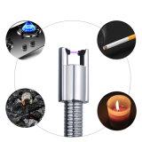 USB encendedor electrónico recargable para el campo de la cocina barbacoa
