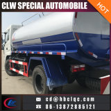 camion di serbatoio settico fecale di aspirazione di 8m3 9m3 10t Dongfeng