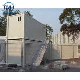 20FTのプレハブのホームのための現実的な調節の容器の家