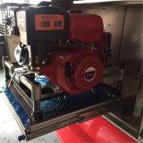 De Pompen van het vuurwater voor de Vrachtwagen van de Brand