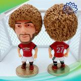 Figura regalo promozionale della bambola della stella di gioco del calcio mini del Figurine di Messi Torres Griezmann Rakitic