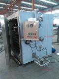 Vacío automática de alta calidad Máquina de liofilización para la fruta y verdura