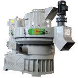 La alta calidad Buen Precio prensa de pellet biomasa China maquina peletizadora de residuos de Oliva Pellet Maker