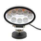 """5.5"""" 24W Epistar LED Luz de Trabalho para transporte/agricultura/indústria"""
