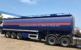 60, 000 L combustibile Bowzer degli assi 60kl del semirimorchio 3 del serbatoio dell'olio