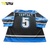 Camiseta de Hockey sobre Hielo sublima personalizado