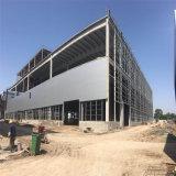Amplia gama Bastidor de la estructura de acero prefabricadas Construcción de metal Pre-Engineered