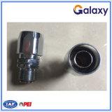 Adaptateur de flexible d'alimentation en usine avec vue Indicateur d'huile yh0013c
