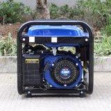 Draagbare Generator van China Zhejiang 2kw 12V gelijkstroom van de bizon de Stille Navulbare Elektrische