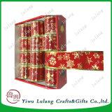 Natale di Decoratives del nastro del velluto di scintillio dei fiori di stampa dei nastri di Warpping del regalo