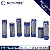 12 В Китае поставщиков недостаточно Dicharge щелочной батареи высокого напряжения (27A)