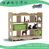 Armário de madeira multifuncional para as crianças (HJ-4707)