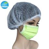 3слойные одноразовые вкладыши спанбонд маску для лица с обратной связью и реактивной тяги на