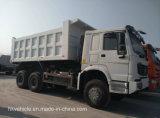 HOWO 6*6 30ton de carga/Dumper/caminhão basculante para venda a preço baixo