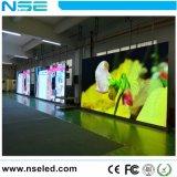 500x500mm pleine couleur intérieure incurvée Affichage LED P3.91 Location