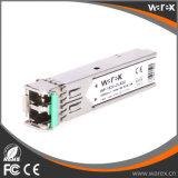 Arista Networks sfp-1g-ex-80 de zendontvangermodule van Compatible 1000BASE-ZX SFP 1550nm 80km