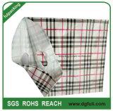 Zurückführbare Qualität gestempelschnittener Einkaufstasche-niedrige Dichte-Plastikkleid-Beutel