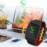 """Cor de dupla faixa de silicone Smartwatch 1.3"""" HD grande ecrã a cores Sportwatch impermeável PPG automática da pressão arterial de oxigênio arterial Relógio de monitorização"""