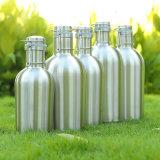 1L 2L balão cerveja garrafa de água em aço inoxidável parede duplo balão cerveja viagens no exterior