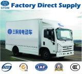 E00101 Sitom T3 4x2 7t Electric Cargo Truck (non utilisé mini Sinotruk HOWO FAW Foton Dongfeng ramasser dump tombereau à benne basculante tracteur) avec un bon prix