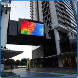 P5 P6 P8 P10 P16 pleine couleur intérieur extérieur de service avant l'écran à affichage LED pour la publicité