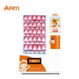 Os cigarros de alta capacidade Non-Refrigerated Afen máquina de venda de tabaco para venda