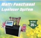 Многофункциональная Lipolaser RF кавитации вакуума органа формирование системы похудение