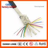 Câble Flex-Trvvp isolant en PVC souple sur le fil électrique Fil électrique par câble