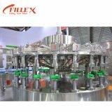Boisson mixte de l'énergie automatique boire le jus de fruits de traitement peuvent combler l'usine de la machine d'étanchéité