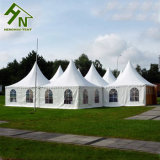 De openlucht Tent van de Pagode van Gazebo van de Hoed van het Aluminium Hoge