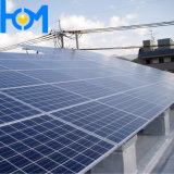 glace solaire claire superbe de fer inférieur Tempered d'utilisation de panneau solaire de 3.2mm