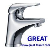 Nuevos golpecito y grifo lanzados (GL3301A33) del lavabo del cuarto de baño
