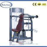 Ginásio Fitness ombro da Máquina Pressione