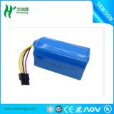 李イオン電池のパック18650 14.8V 2200mAh