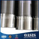 Корпус из нержавеющей стали AISI 304L трубопровод фильтра воды