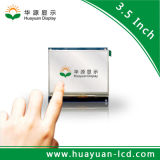 """Brillo 250 3.5 """" visualización de la pantalla táctil del color TFT LCD"""