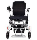 Portable de pouco peso novo da venda de Hote que dobra a cadeira de rodas elétrica para enfermos