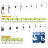 Vente en gros de laiton de qualité supérieure à la pêche New Hooked Snap